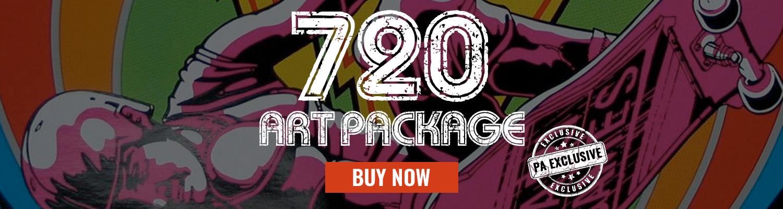 720 Art Package