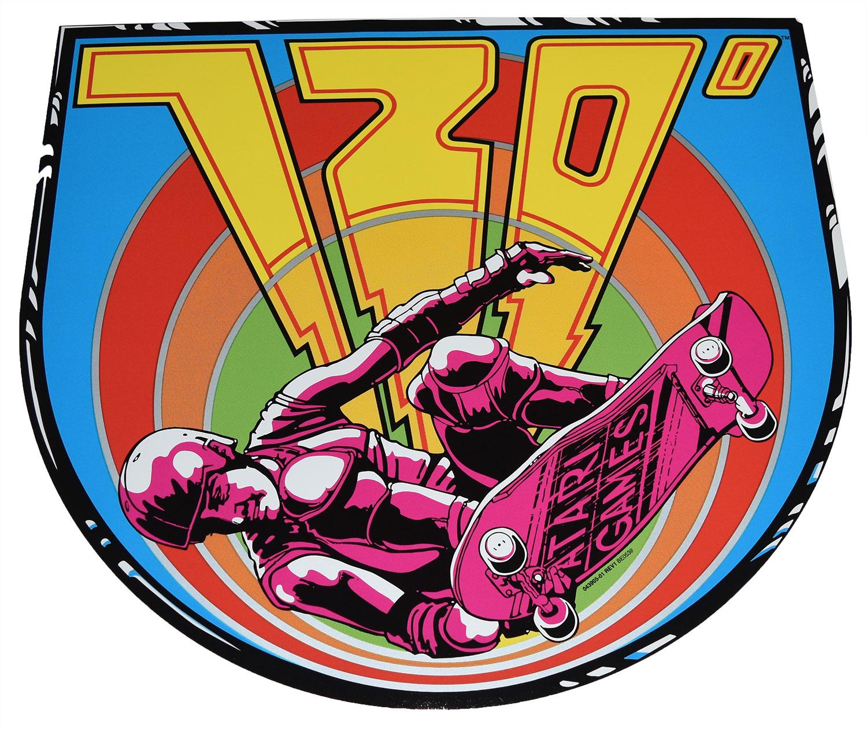 720 Side Art Phoenix Arcade 1 Source For Screen