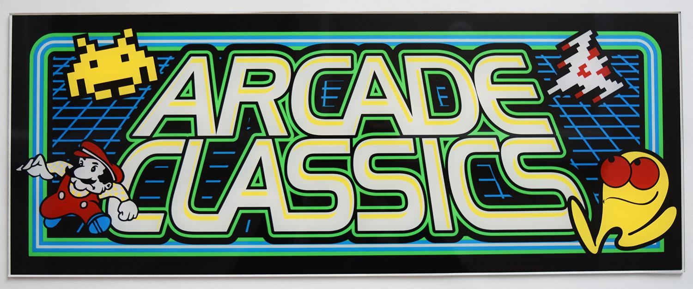 Multicade Arcade Art Kit