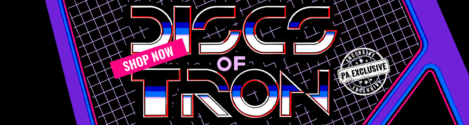Discs of Tron Shop Now