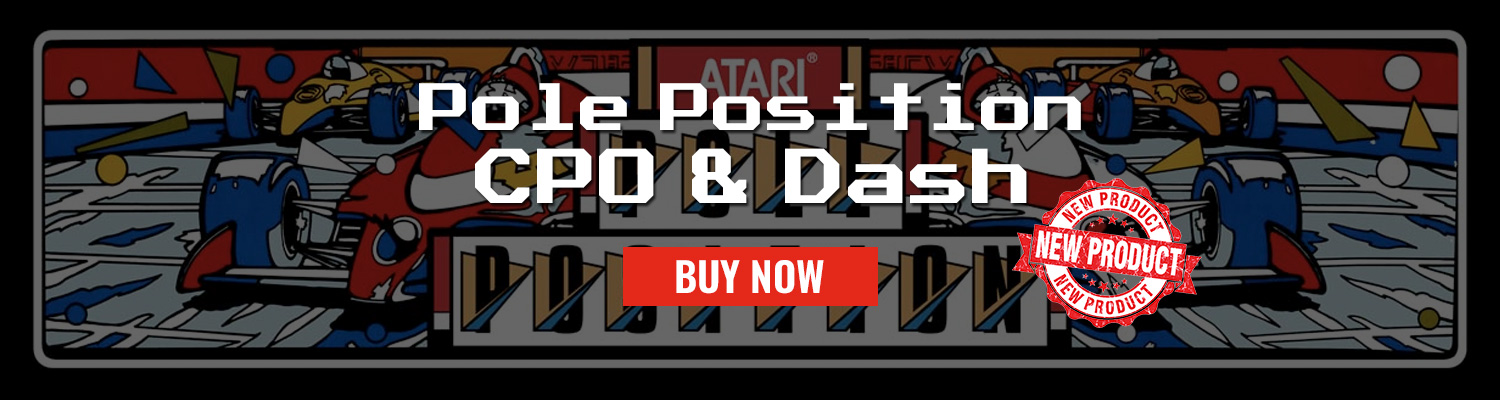 Pole Position CPO & Dash Decal Combo