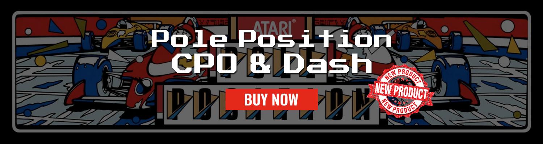 Pole Position CPO & Dash Decal Combo