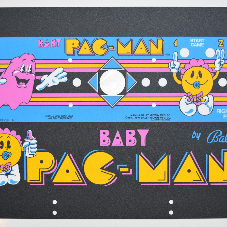 Baby Pac-Man CPO