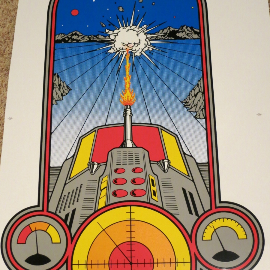 Battlezone Mini Side Art