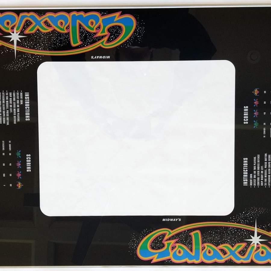 Galaxian Cocktail Glass