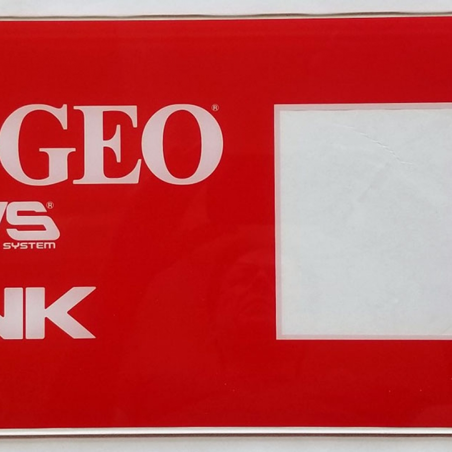 Neo Geo Marquee