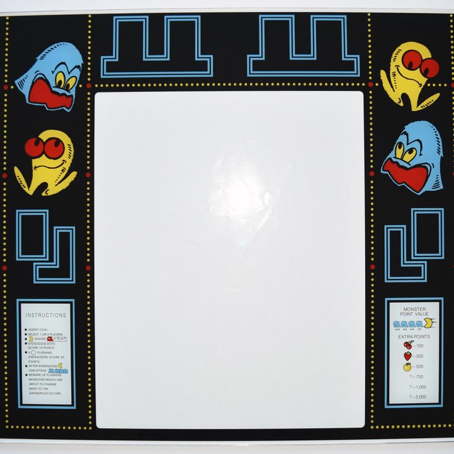 Pac-Man Acrylic Bezel