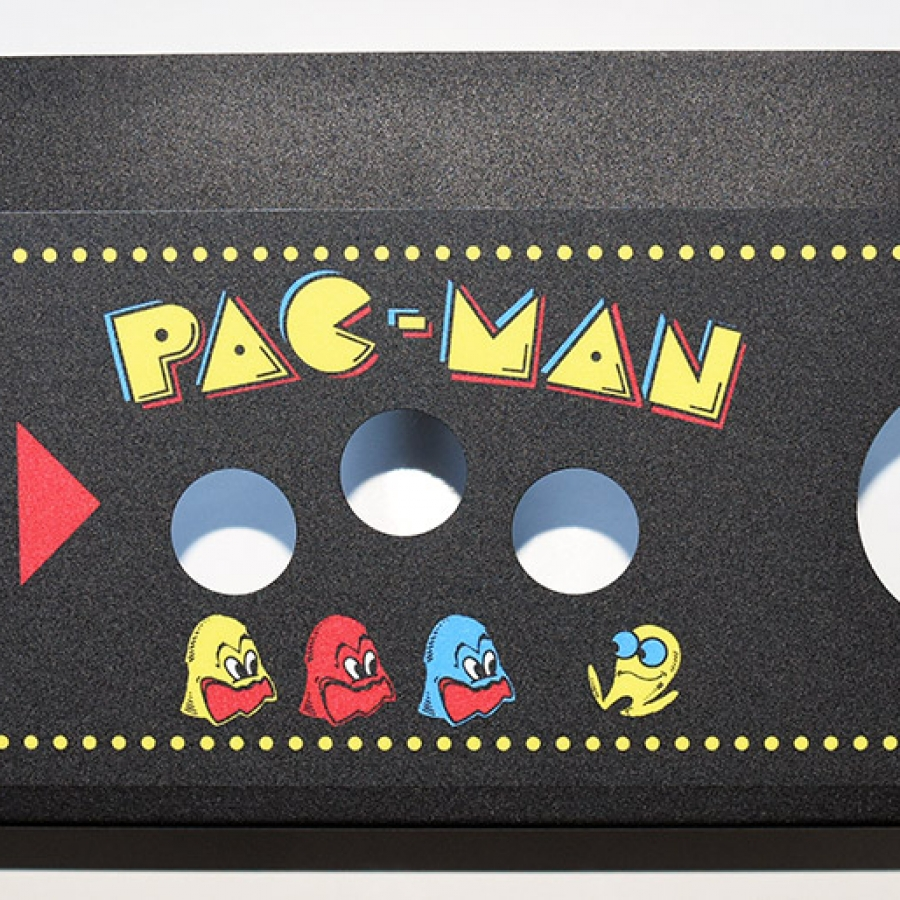 Pac-Man Multigame CPO with Panel