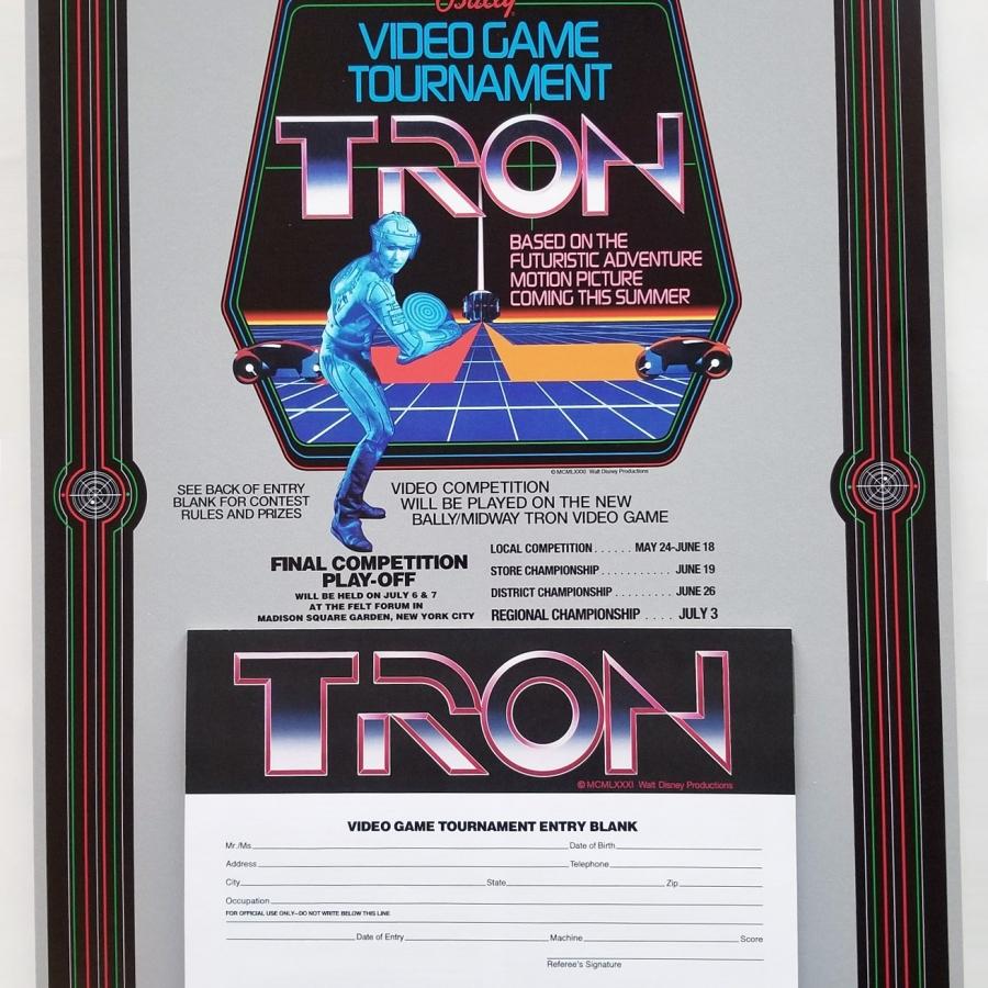 Tron Tournament Standup Full