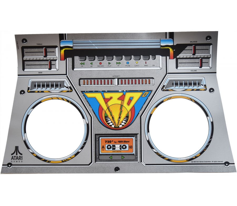 720 Speaker Box Marquee