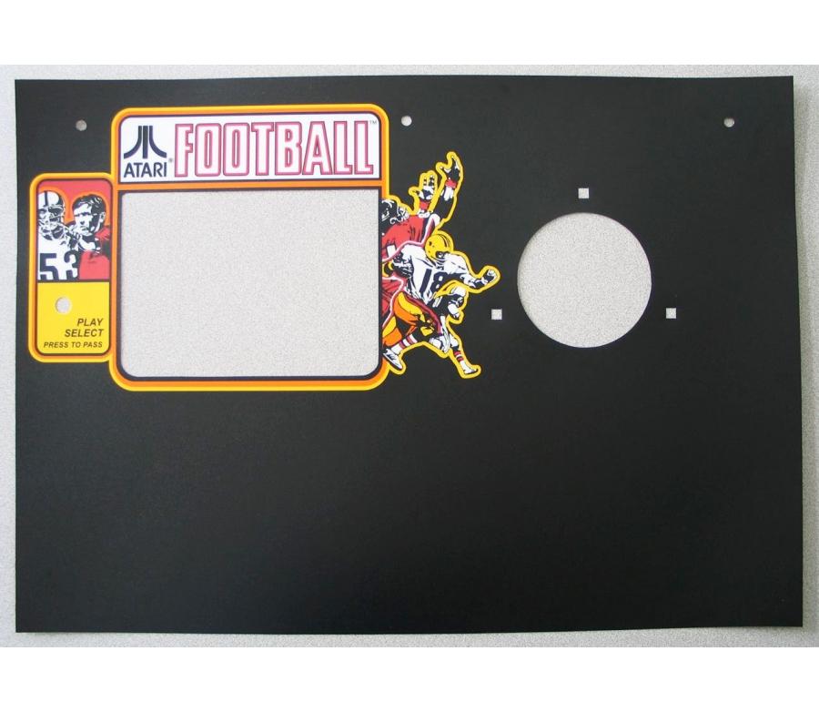 Atari Football CPO Set