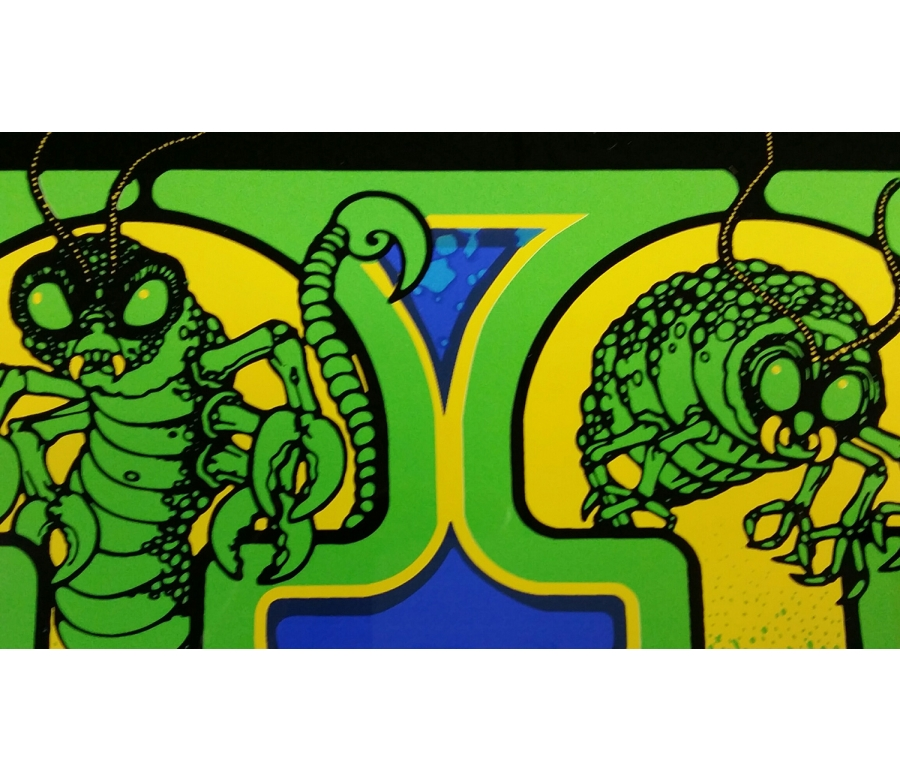 Centipede Full Sized Art Package