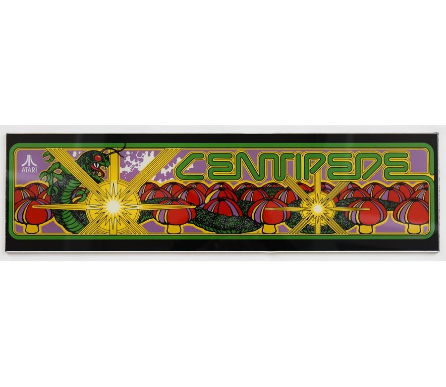 Centipede Glass Marquee