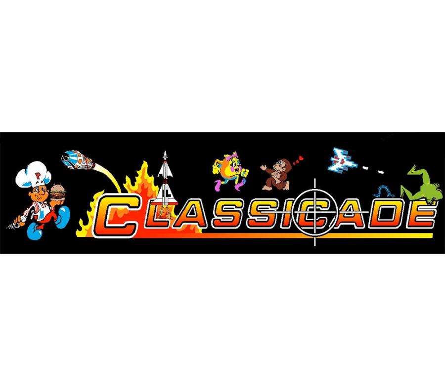 Multigame Classicade