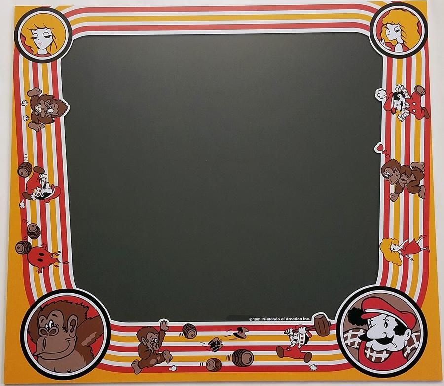 Donkey Kong Bezel