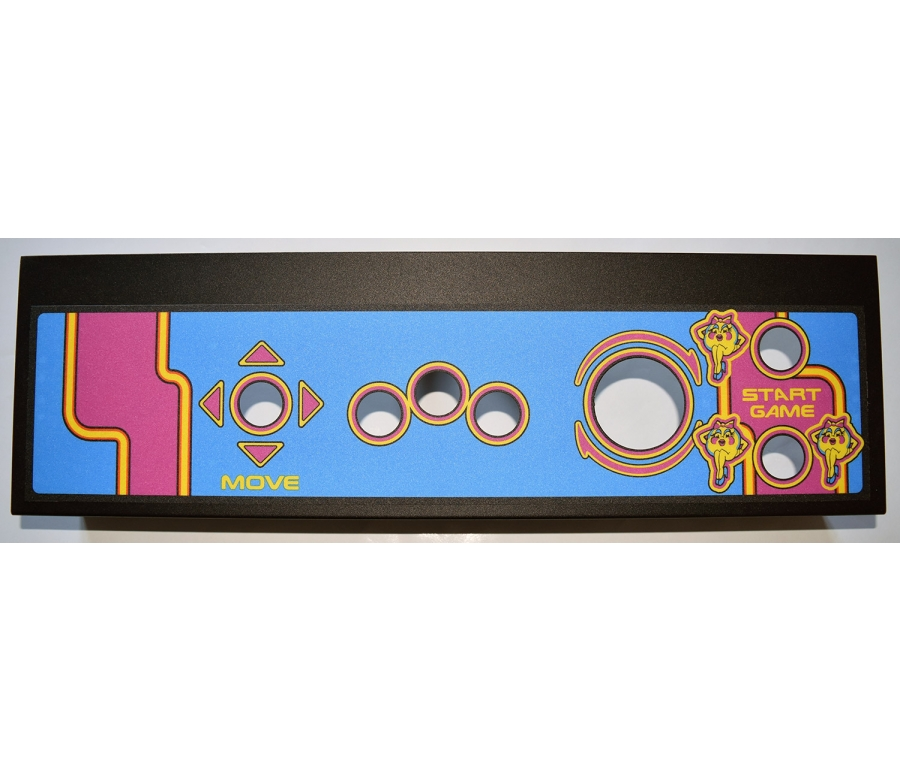 Ms. Pac-Man Multigame CPO with Panel