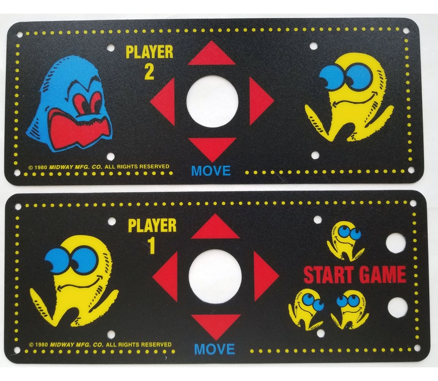 Pac-Man Cocktail CPO Set