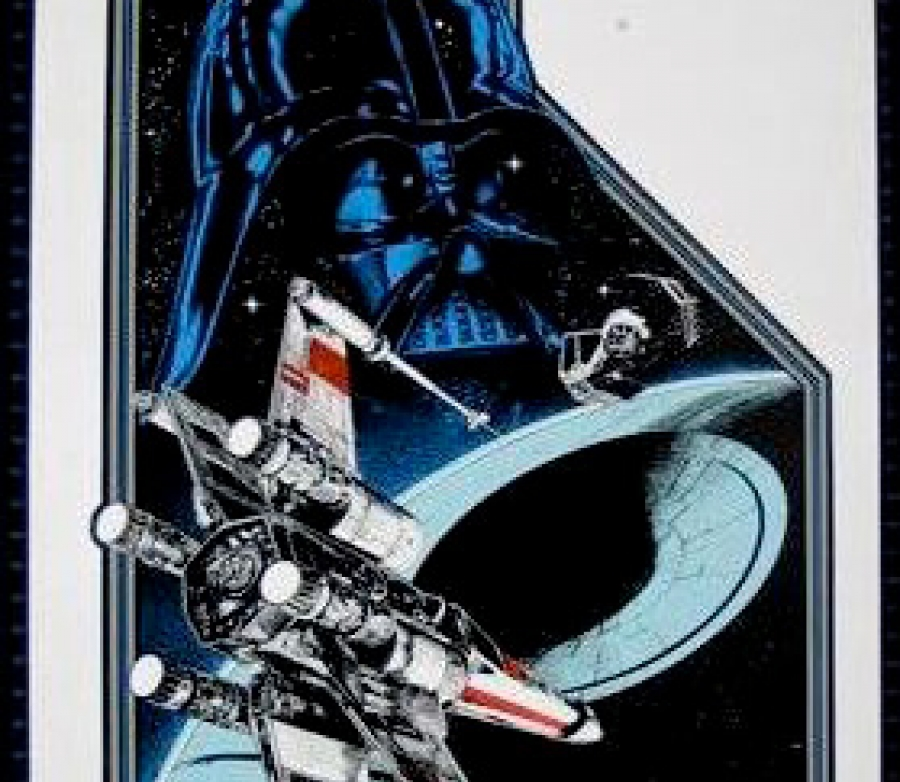 Star Wars Side Art Set