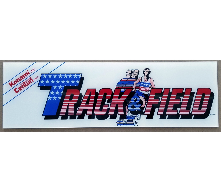 Track & Field Marquee
