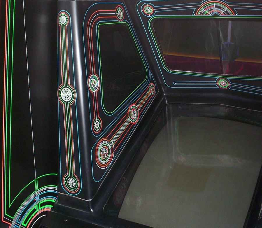 Tron Shroud Art