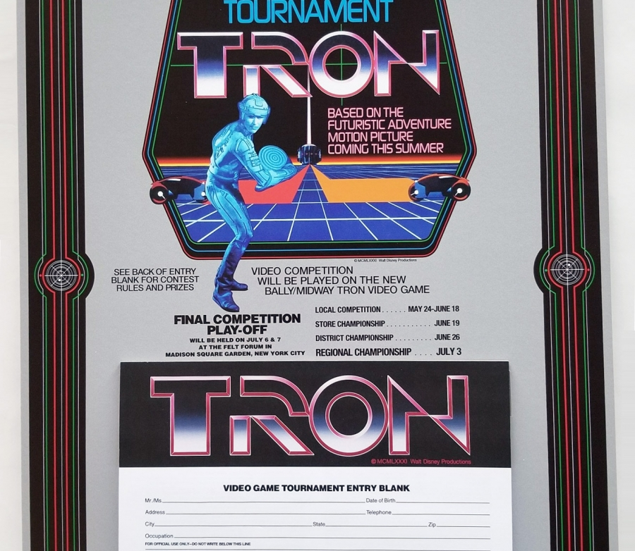 Tron Tournament Standup Full