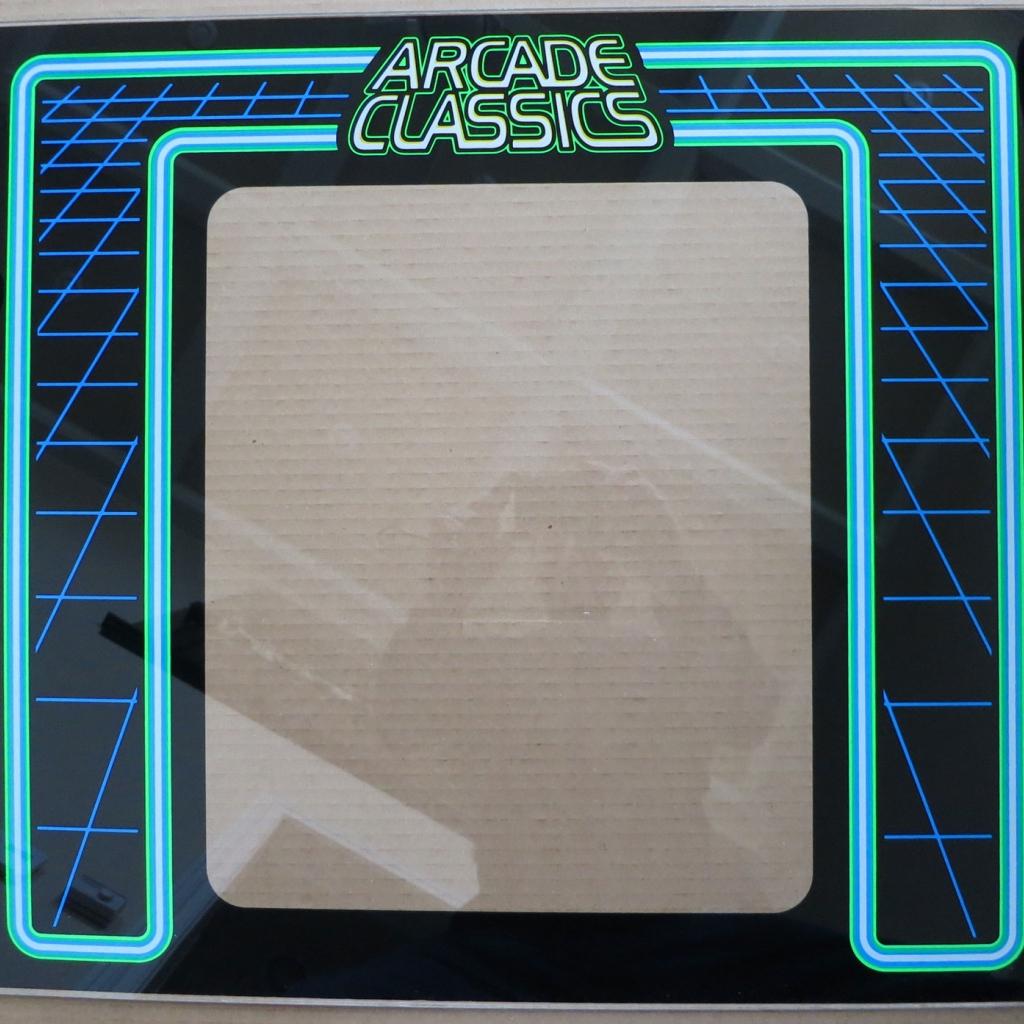 Multicade Arcade Classics Bezel