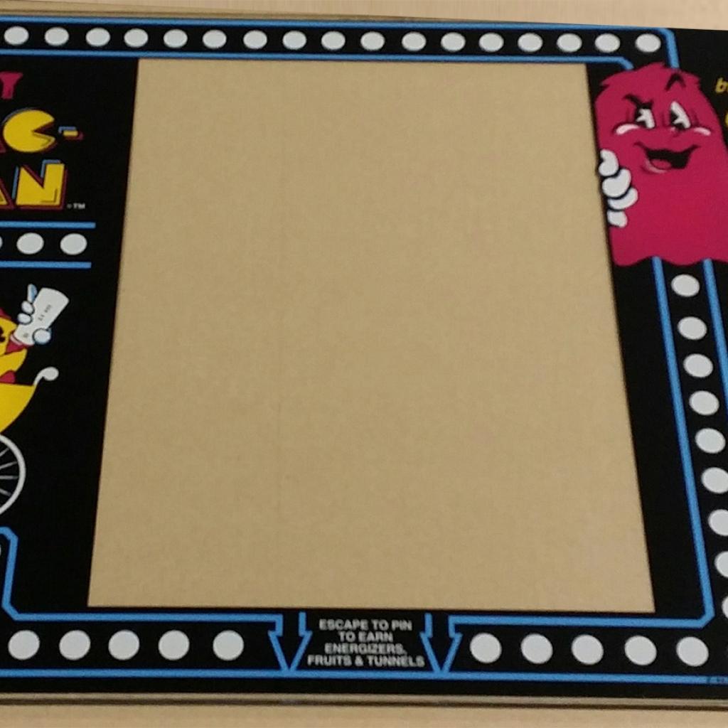 Baby Pac-Man Bezel