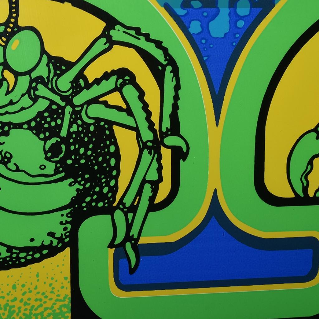 Centipede Glass Bezel
