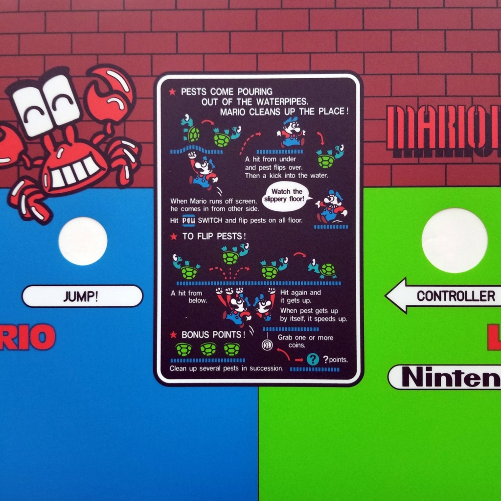 Mario Brothers Narrow Body CPO