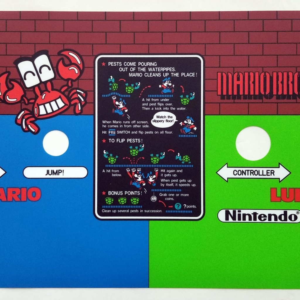 Mario Brothers Narrow Body CPO