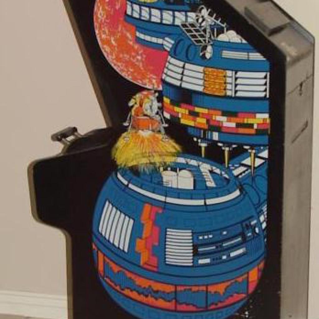 Lunar Lander Side Art Set