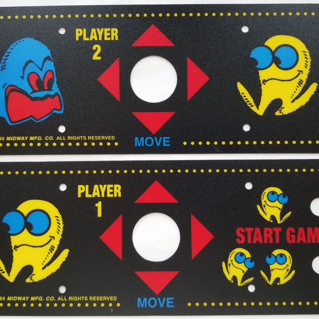Pac-Man Cocktail CPO Set