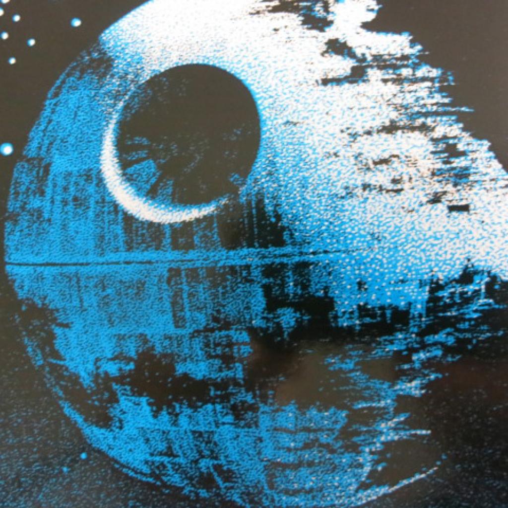 Return Of The Jedi Side Art & Yoke Package