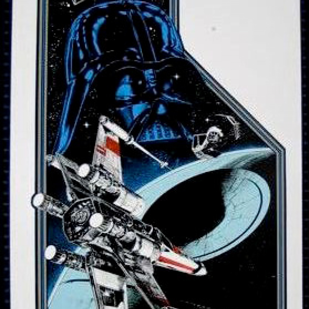 Star Wars Side Art
