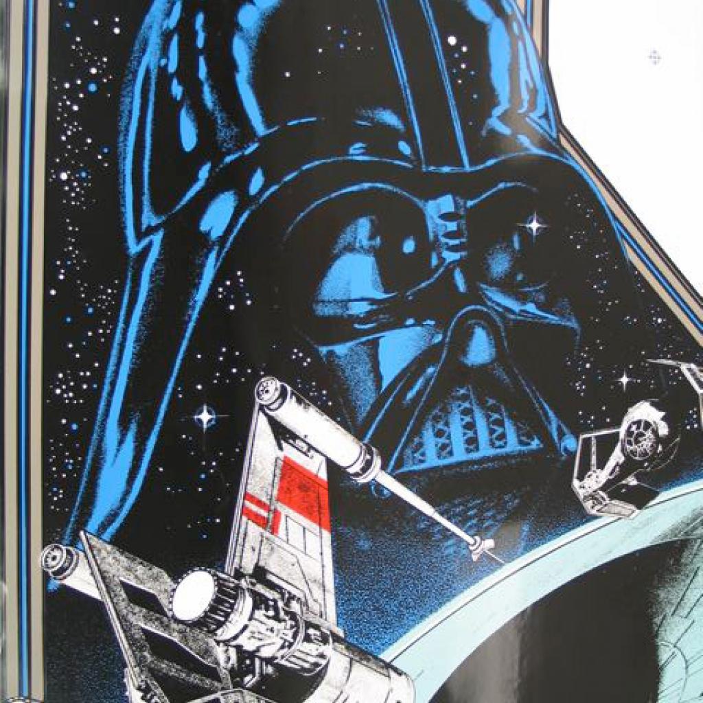 Star Wars Side Art Set
