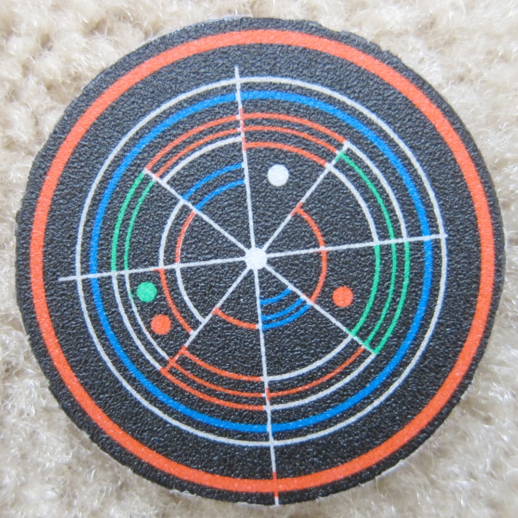 Tron Spinner Decal