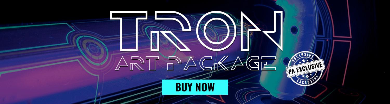 Tron Art Package
