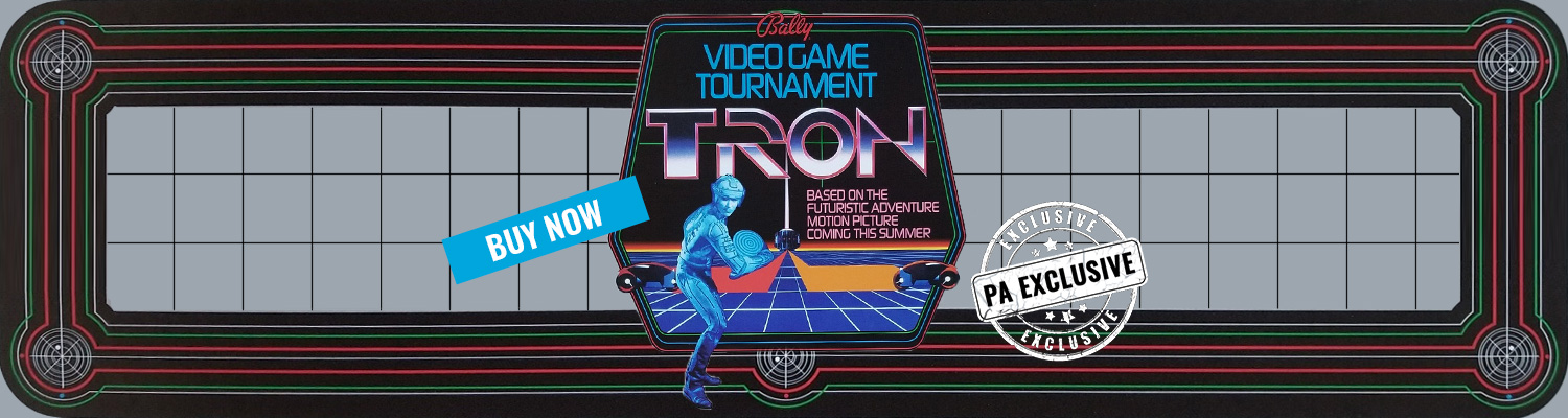 Tron Tournament Standup